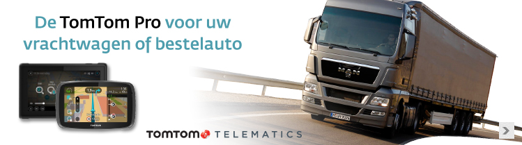 TomTom Pro/Truck