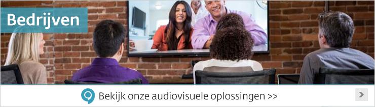 Audiovisuele oplossingen