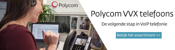 Polycom VVX telefoons