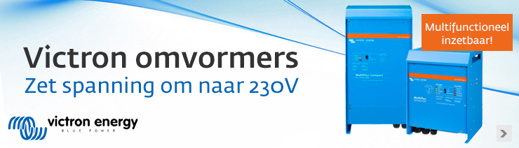 Victron omvormers