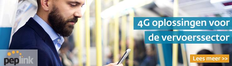 4G in de vervoerssector