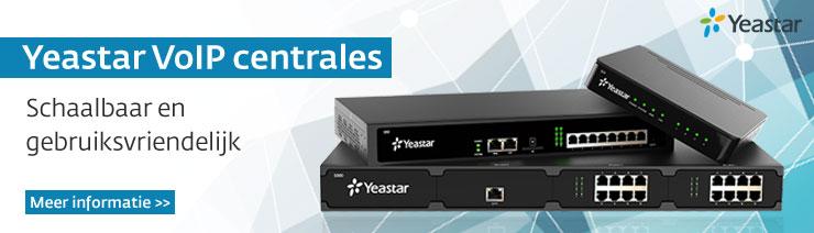 Yeastar Centrales