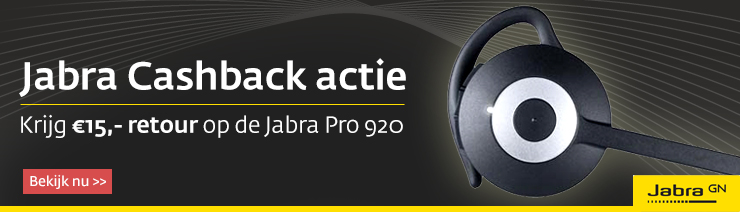 Cashback Jabra Pro 920