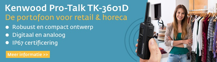 Kenwood Pro-Talk TK-3601D