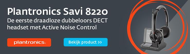 Plantronics Savi 8220