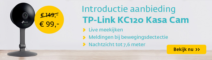 TP-Link KC120 Kasa Cam