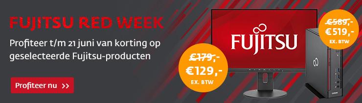 Fujitsu Red Week