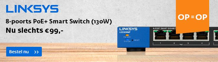 Linksys Switch €99,-