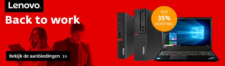 Lenovo Back to Work