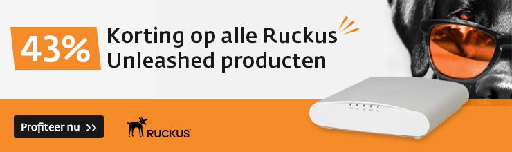 Ruckus Unleashed -43%