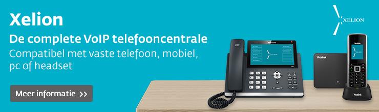 Xelion Telefooncentrale