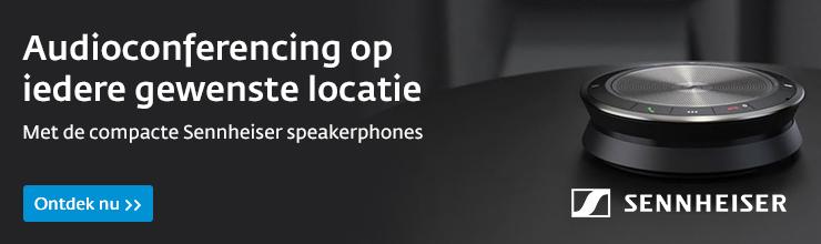 Sennheiser speakerphones