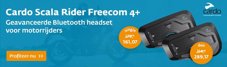 Cardo Scala Rider Freecom 4+