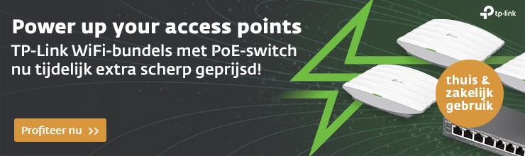 Power up your access points