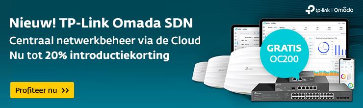Omada SDN Introductieactie