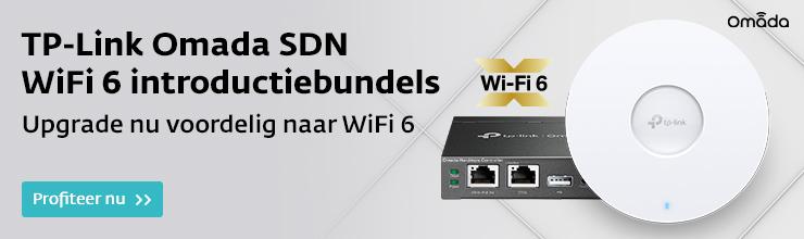 Omada SDN WiFi 6