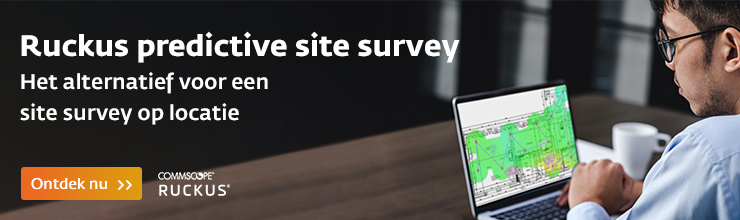 Ruckus Predictive Site Survey