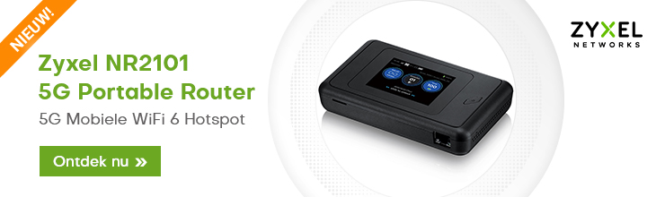 Zyxel 5G MiFi router