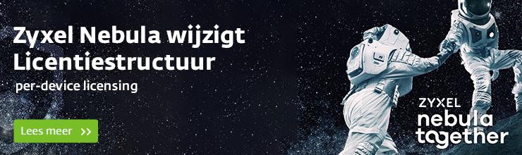 Zyxel Nebula Licenties