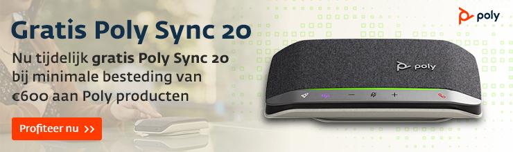 Gratis Poly Sync 20