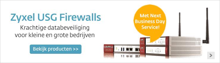 Zyxel USG Firewalls