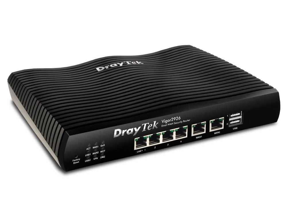 DrayTek Vigor 2926 Gigabit router