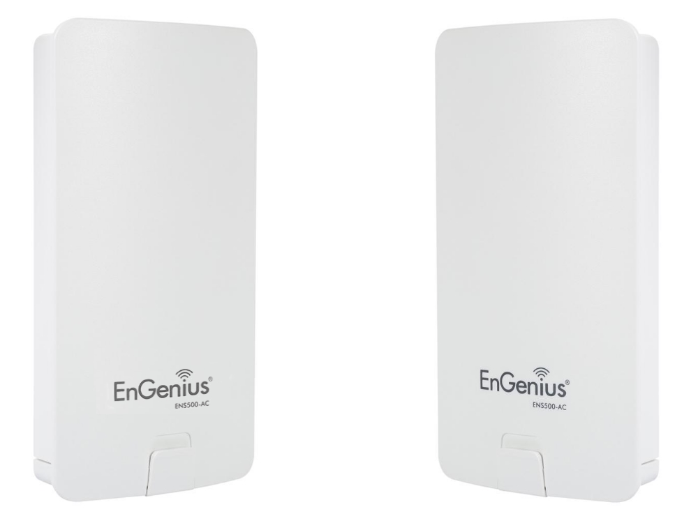 EnGenius ENS500-ACv2 (2-pack) 5GHz 11ac point-to-point bundel