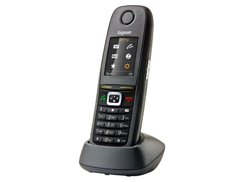 Gigaset R650H Pro voor VoIP telefonie via multicell DECT