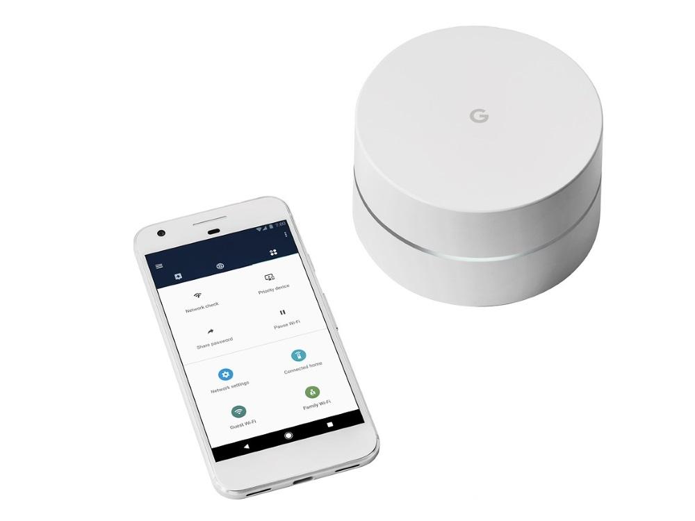 how to change google home wifi