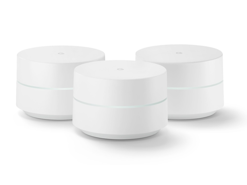Google Wifi Router 3 Pack