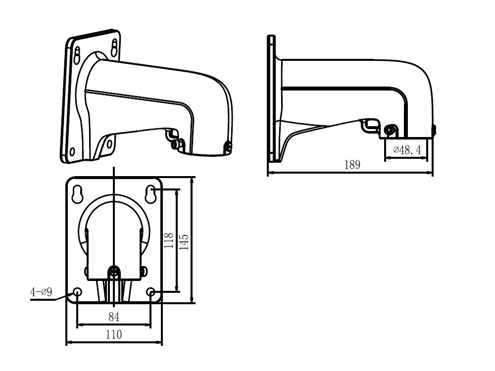 hikvision-ds-1618zj-short-arm-muurbeugel-2.jpg