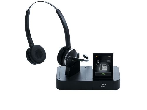 jabra pro 9460 duo draadloze headset. Black Bedroom Furniture Sets. Home Design Ideas