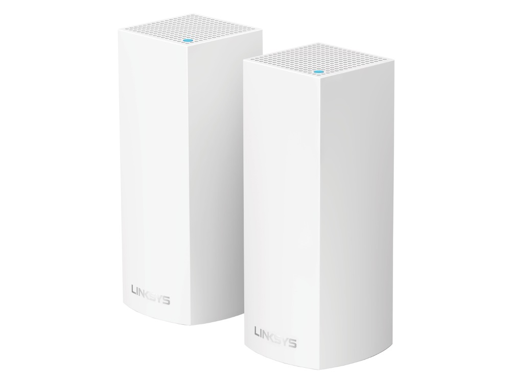 Linksys Velop Tri Band 2 Pack