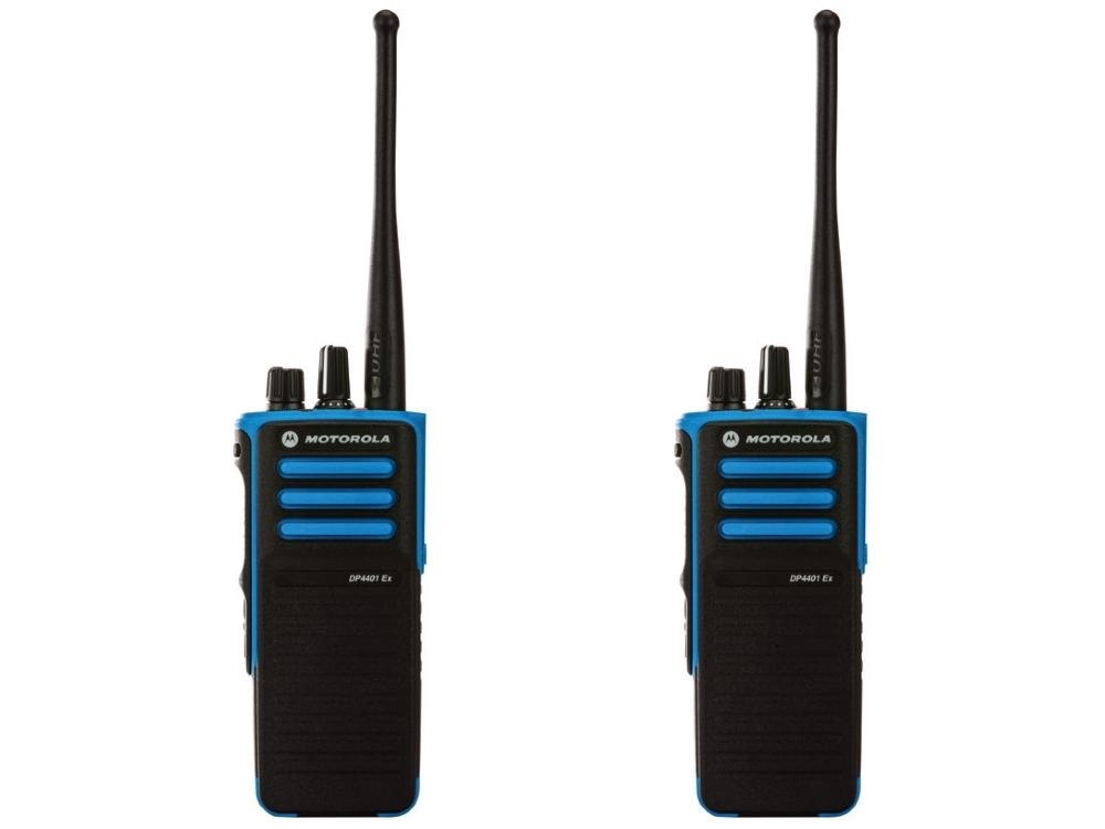 Motorola DP4401 ATEX 2-pack
