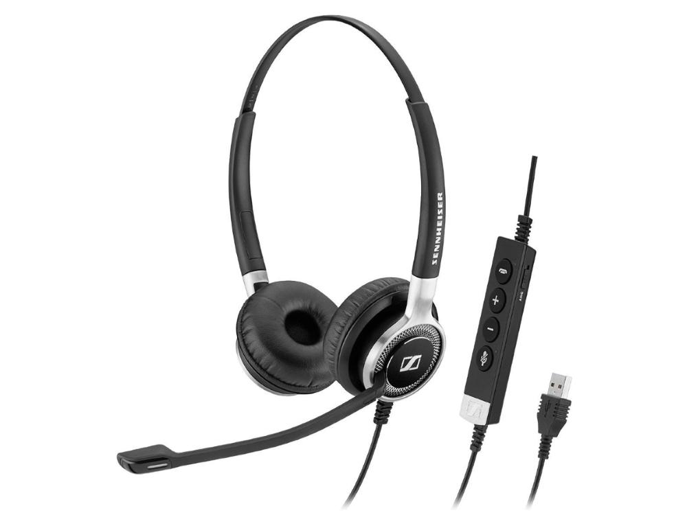 Sennheiser SC 660 ANC Stereo USB headset