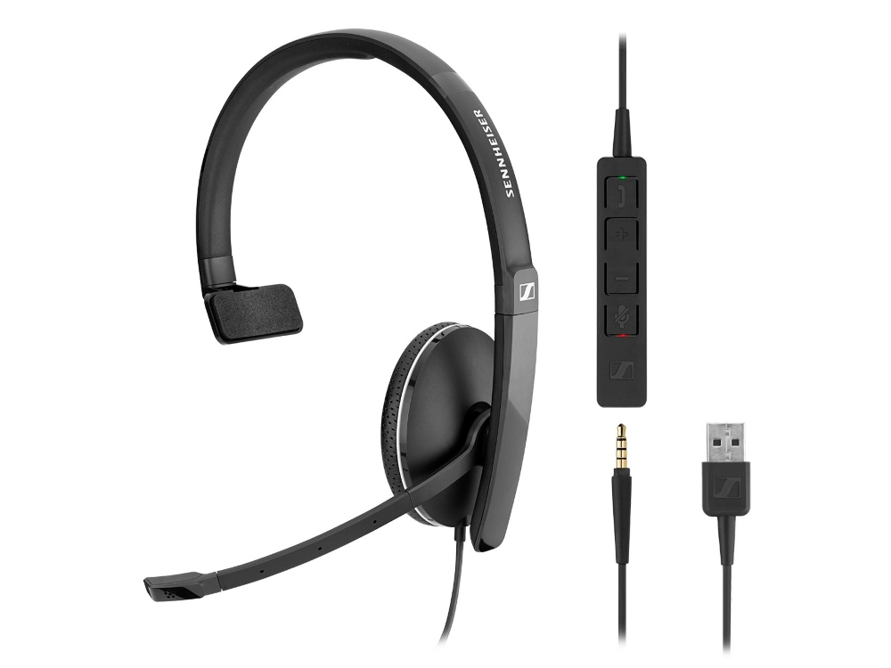 Sennheiser SC 135 Mono USB headset
