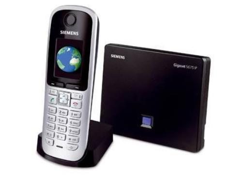 siemens gigaset S670 IP basisstation