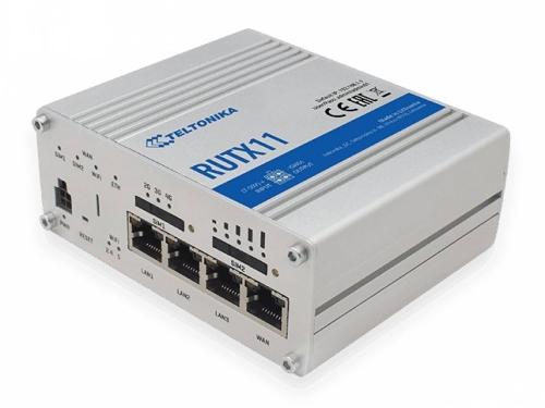Teltonika RUTX11 Industriële LTE Cat6 Router