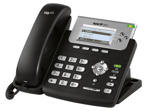 Tiptel ip 282 voip telefoon voor 3 lijnen - Kantoor lijnen ...