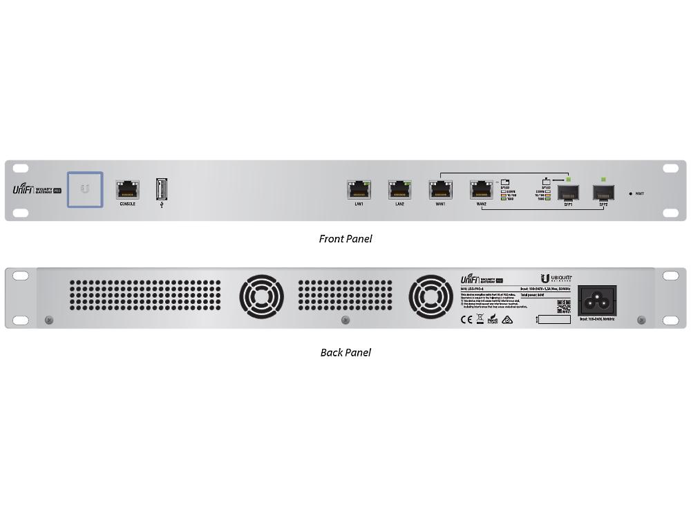 Ubiquiti Usg Pro 4 Routershop Nl