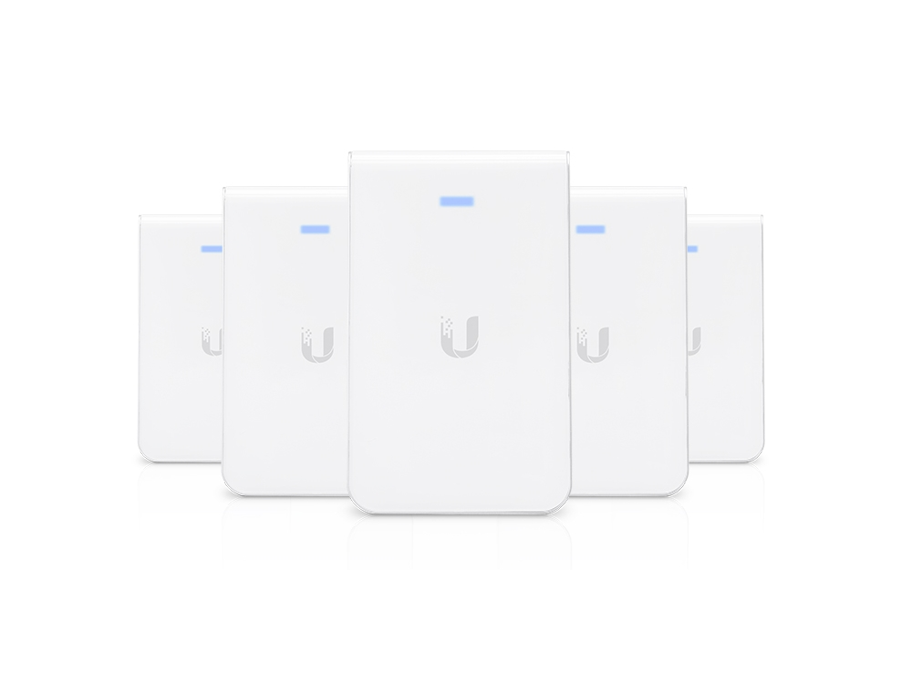 Ubiquiti Unifi Ac In Wall Pro 5 Pack Wifishop Nl