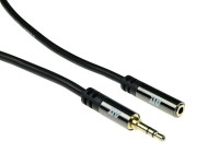 Audio Verlengkabel 3,5mm Jack 5m image