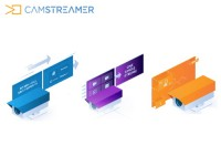 CamStreamer + CamSwitcher + CamOverlay App image