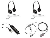 Poly EncorePro HW520 Headsets