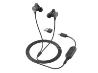 Logitech Zone Wired Earbuds MS image