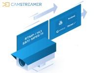 CamStreamer App image