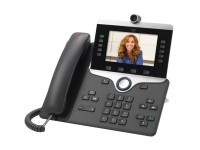 Cisco 8845 IP Phone image