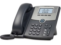 Cisco SPA504G IP telefoon met PoE voor 4 lijnen