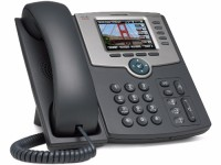 Cisco SPA525G VoIP Telefoon image