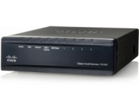 Cisco RV042G 10/100/1000Mbps 4-Poorts Dual WAN VPN Gigabit router image